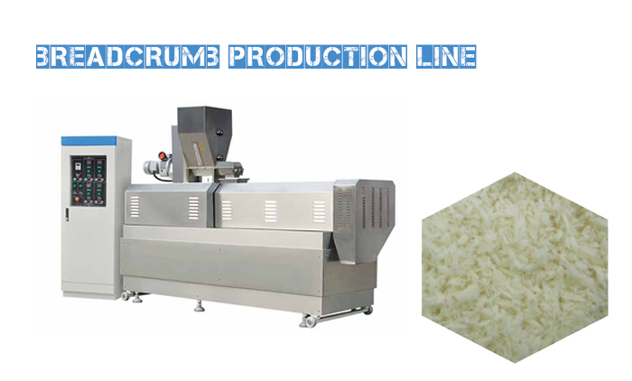 Breadcrumb Production Machine