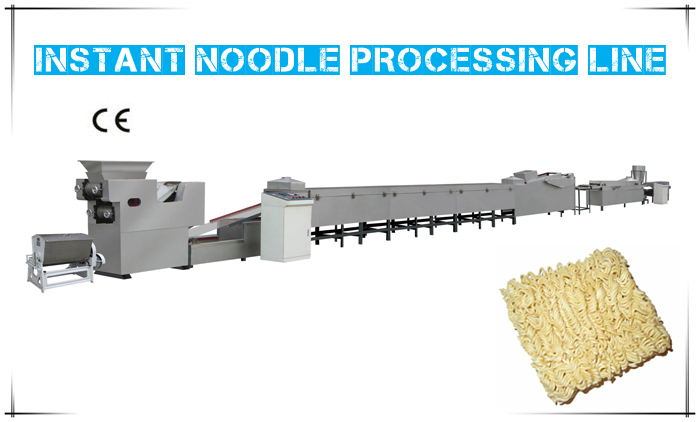 Instant Noodle Processing Line