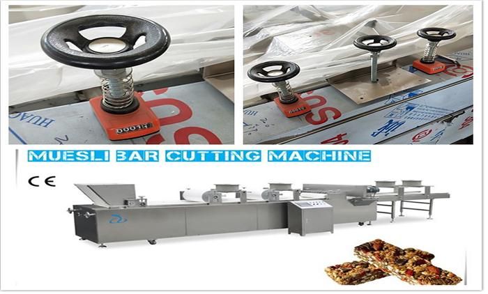 A Detail regarding Muesli Bar Cutting Machine