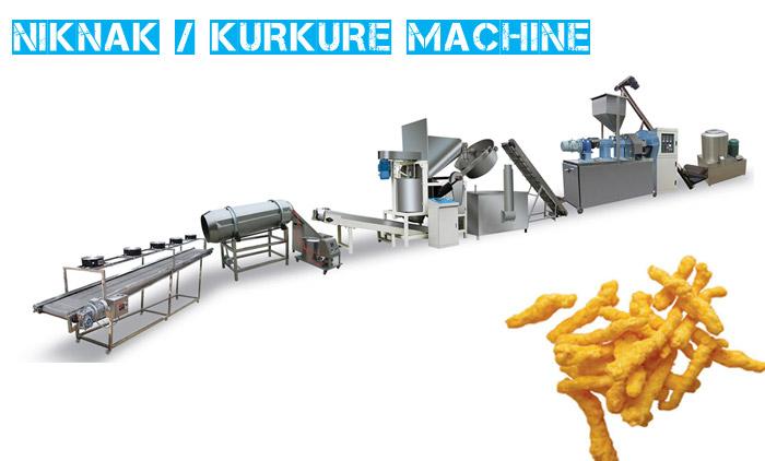 Niknak Making Machine