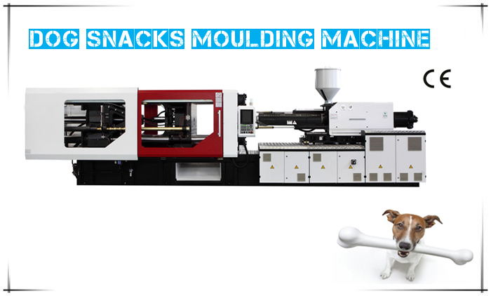 How Does A Dog Snacks Molding Machine Work?
