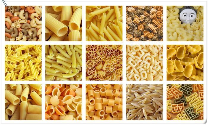 Delivery Of Macaroni Machine
